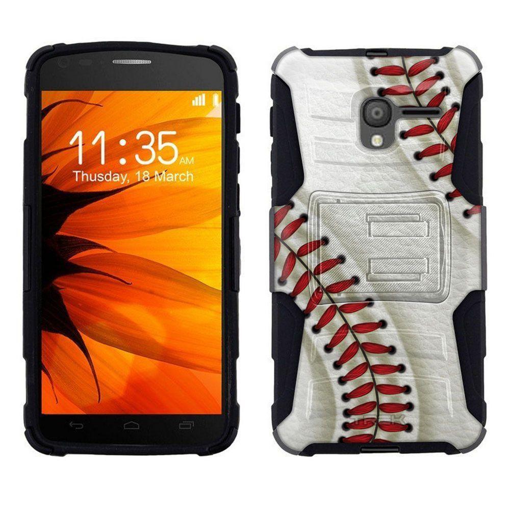 Alcatel TRU Armor Hybrid Case - Baseball Laces