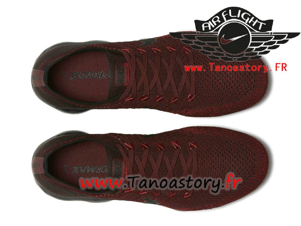 Chaussures Homme Cher Nike Air VaporMax Prix Pas Cher Homme Dark Team Red f9556d