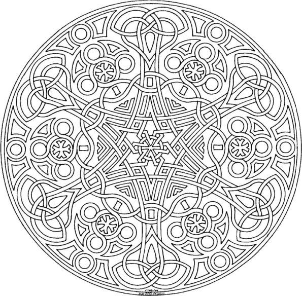 coloring book idea for adults | para pintar | Pinterest | Mandalas ...