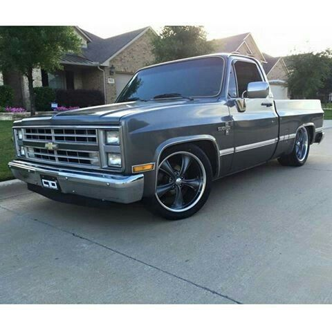 Nothing Like These Old School Interiors Chevy Trucks C10 Chevy Truck 87 Chevy Truck
