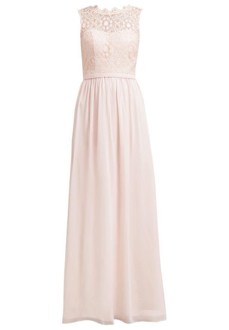 Unique Ballkleid Rose Blush Zalando De Kleid Hochzeit Gast Kleider Kleid Hochzeitsgast