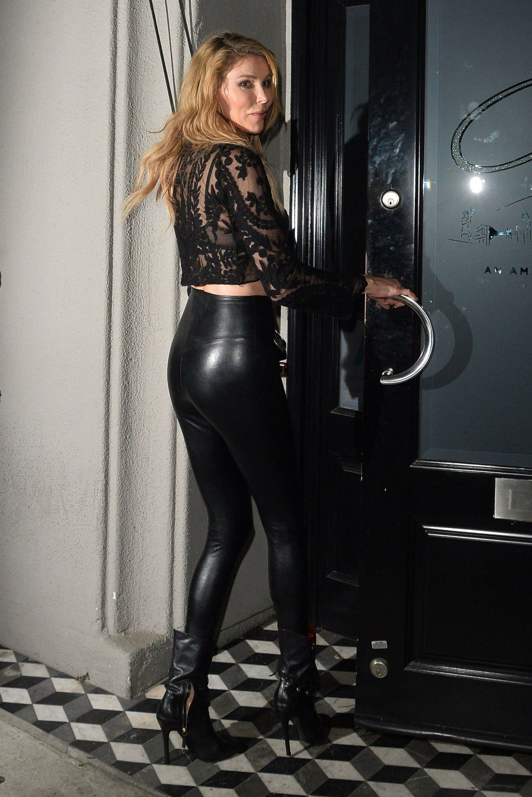 e92c07ef9b2123 Black Leather Leggings, Skinny Leather Pants, Leather Boots, Black Pants,