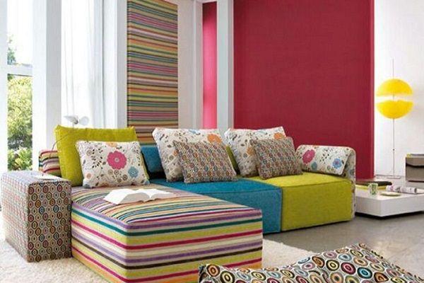Telas para tapizar muebles muebles en 2019 living room - Muebles para tapizar ...