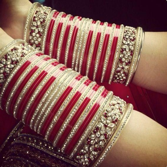 Pin By Neetu Gagan Gauba On Mehndi: Bridal Bangles, Bridal