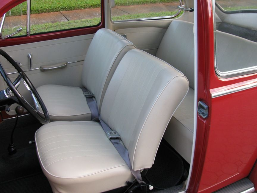 Vw Beetle Interior Buscar Con Google Vw Fusca Volkswagen Fusca