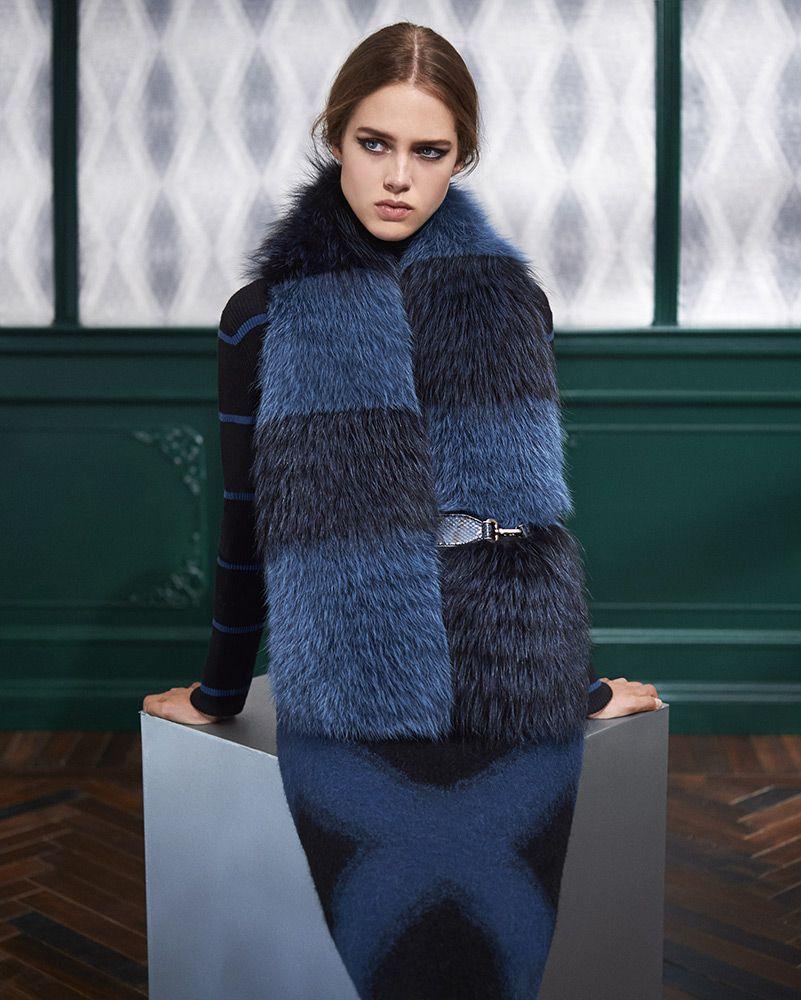 Fendi Fur Collection 2016-17   Fashion - Fendi в 2019 г ...