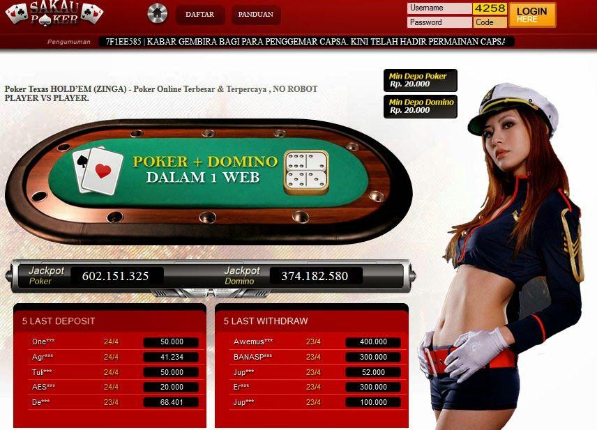 Poker Indonesia (Dengan gambar) Poker