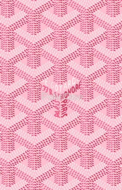 Pink Goyard Inspire Pink Logo Hype Wallpaper Goyard