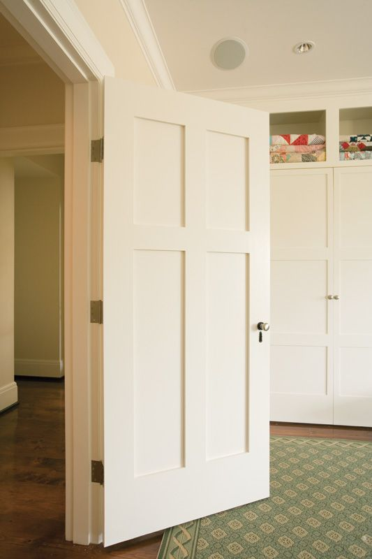 Superieur Simpson Door Companyu0027s Redi Prime Shaker Doors Have A Classic Look That  Makes Them Appropriate For Swing Doors, Pocket Doors, And Barn Doors With  Track ...