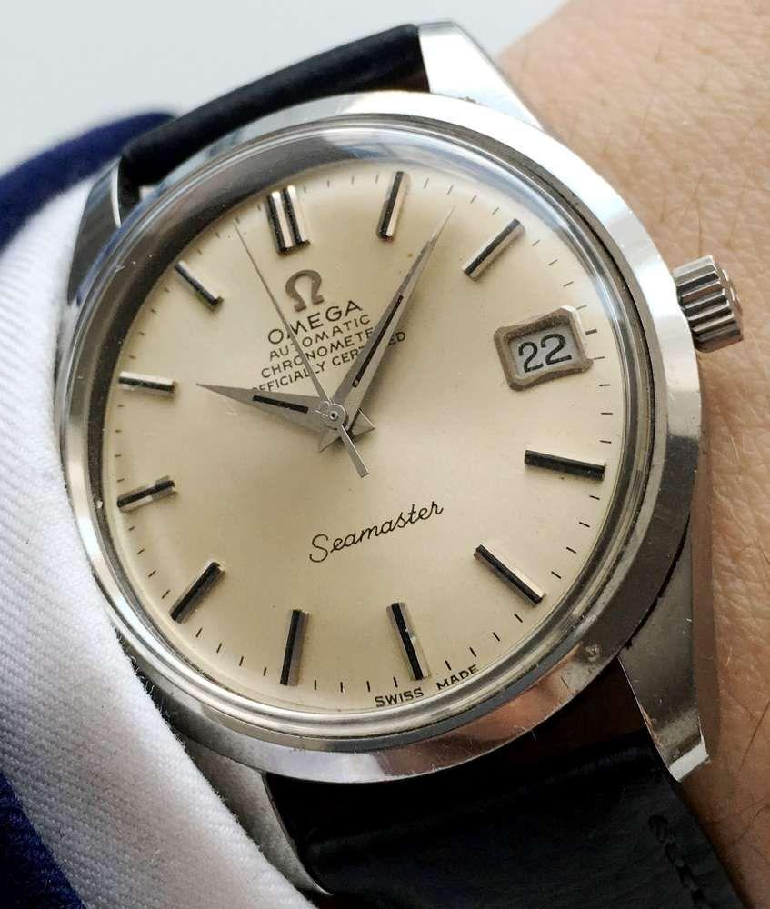 Omega Seamaster Vintage Chrono