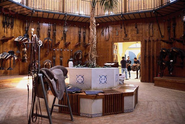 The Ultimate Tack Room Yes
