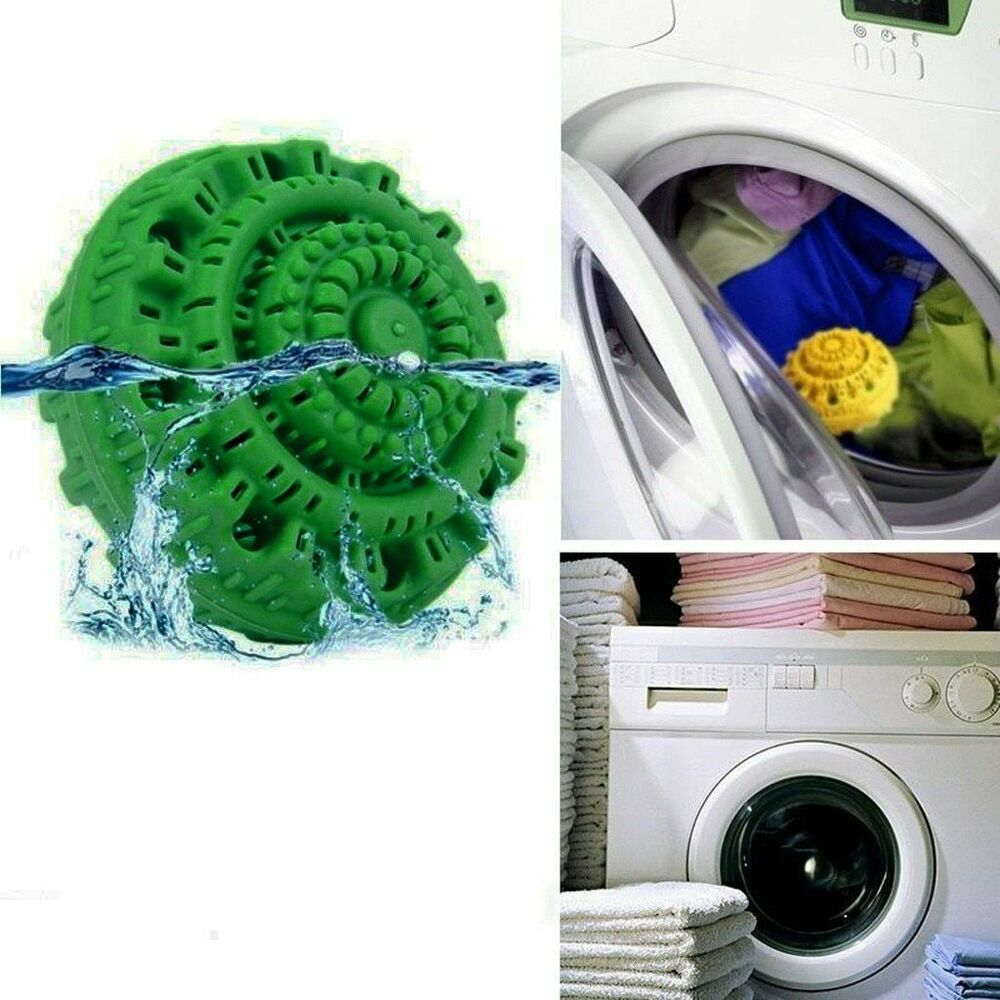 Washing Ball Magic Laundry Ball No Detergent Wash Wizard Style
