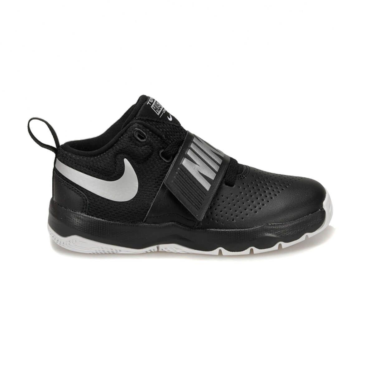 Nike Team Hustle D 8 Ps Siyah Erkek Cocuk Ayakkabi 100291748 Flo Nike Siyah Erkek Ayakkabilar