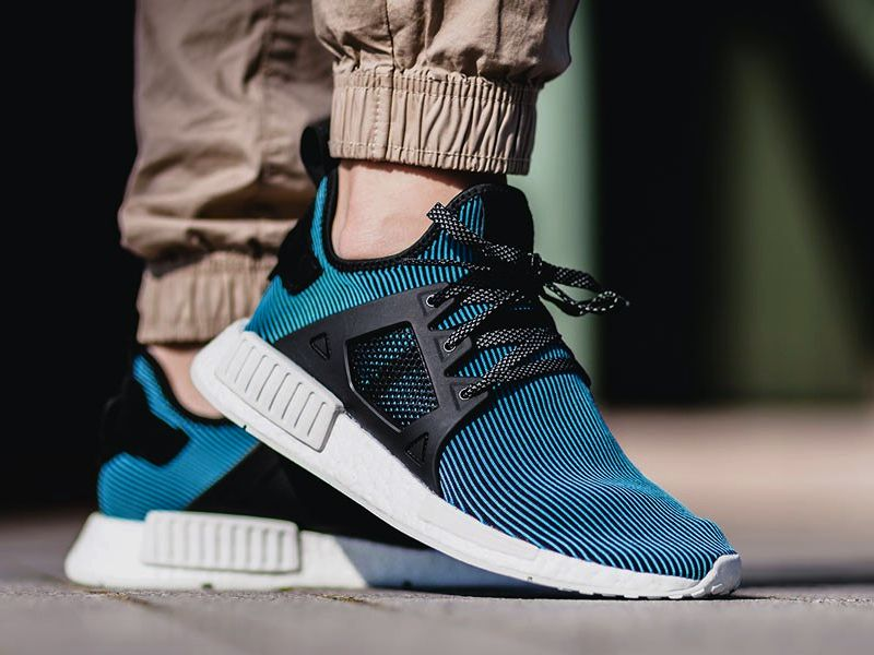 super popular e3ef8 c8859 adidas NMD XR1 PK Bright Cyan  sneakernews  Sneakers  StreetStyle  Kicks