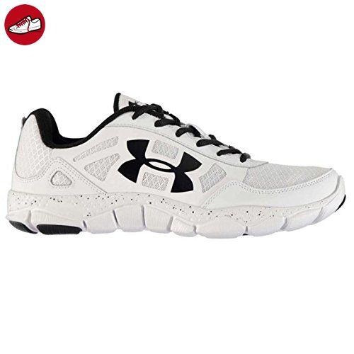 Under Armour Trainers , Herren Sneaker mehrfarbig weiß / schwarz, mehrfarbig - weiß / schwarz - Größe: 40 EU (*Partner-Link)
