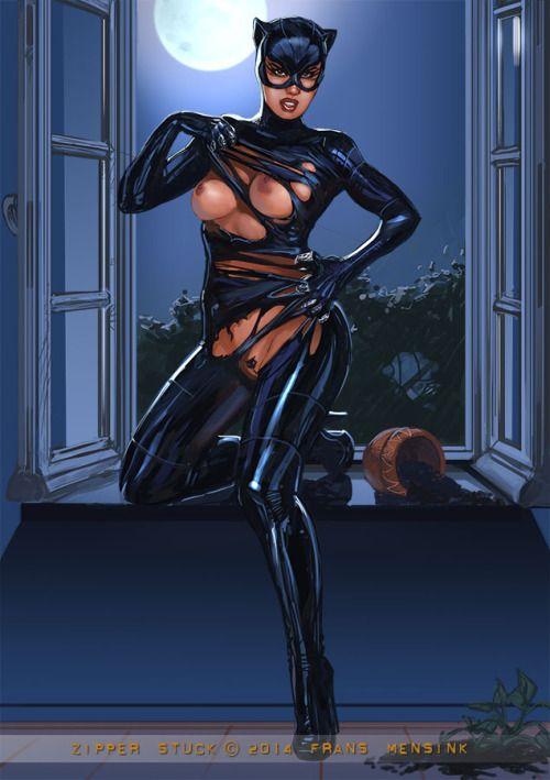 Risultati Immagini Per Catwoman Nude