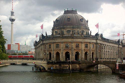 Nordspitze Der Museumsinsel Berlin Berlin
