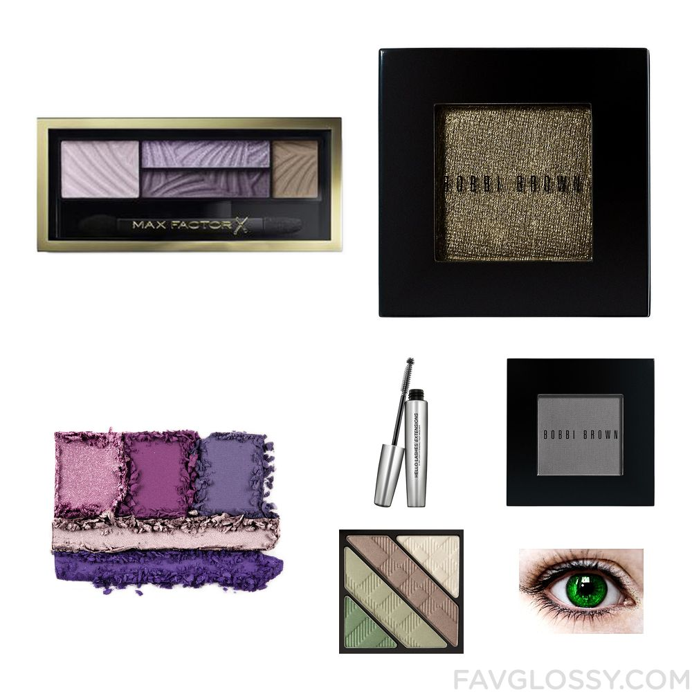 Cosmetics List Featuring Max Factor Eye Makeup Eye Shadow Eyeshadow And It Cosmetics From September 2015 #beauty #makeup