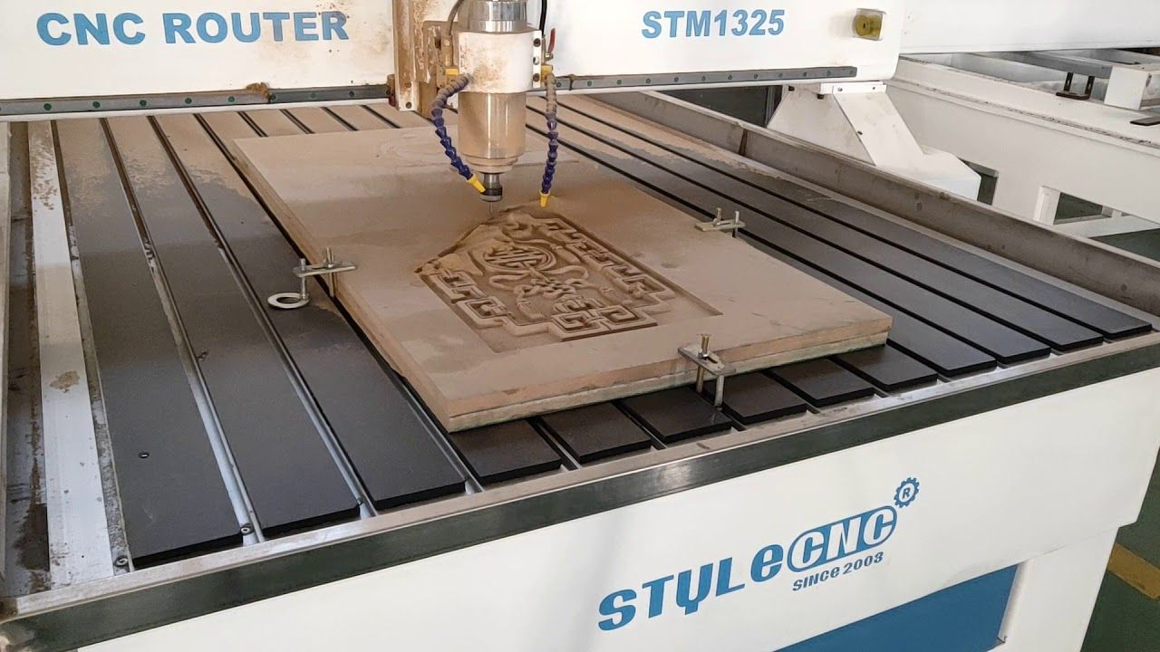 Awesome 3d Carving By 4x8 Cnc Router For Woodworking Cnc
