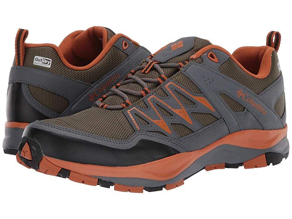 Columbia Wayfinder Men's Trekking Boots Gray