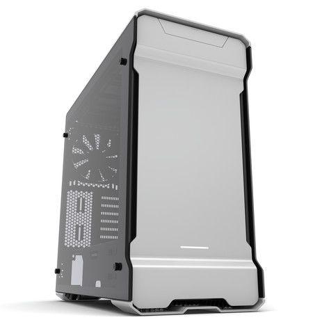 """Phanteks Evolv ATX: """"Tempered Glass Edition"""" mit zwei Echtglas-Seitenteilen - ComputerBase"""