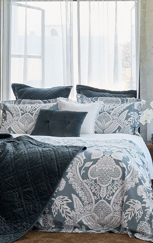 Duvet Cover Sets Bed Linen Wallace Cotton Bed Linen Sets Linen Bedding Bed Design