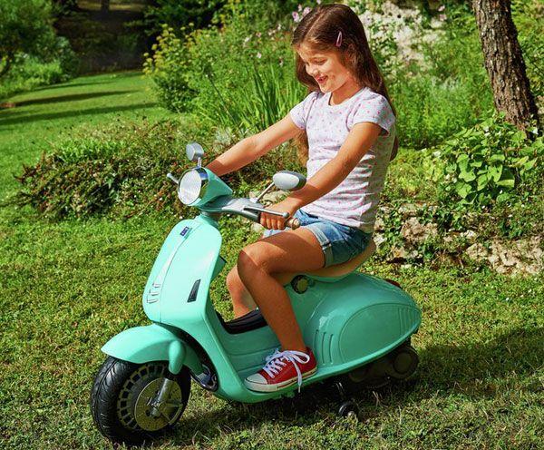 015d3e652f0 Mini mod: Chad Valley retro electric scooter for kids | Razor ...
