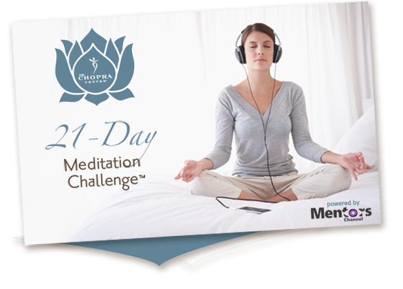 21 Day MC Free To Love - Chopra Center Meditation