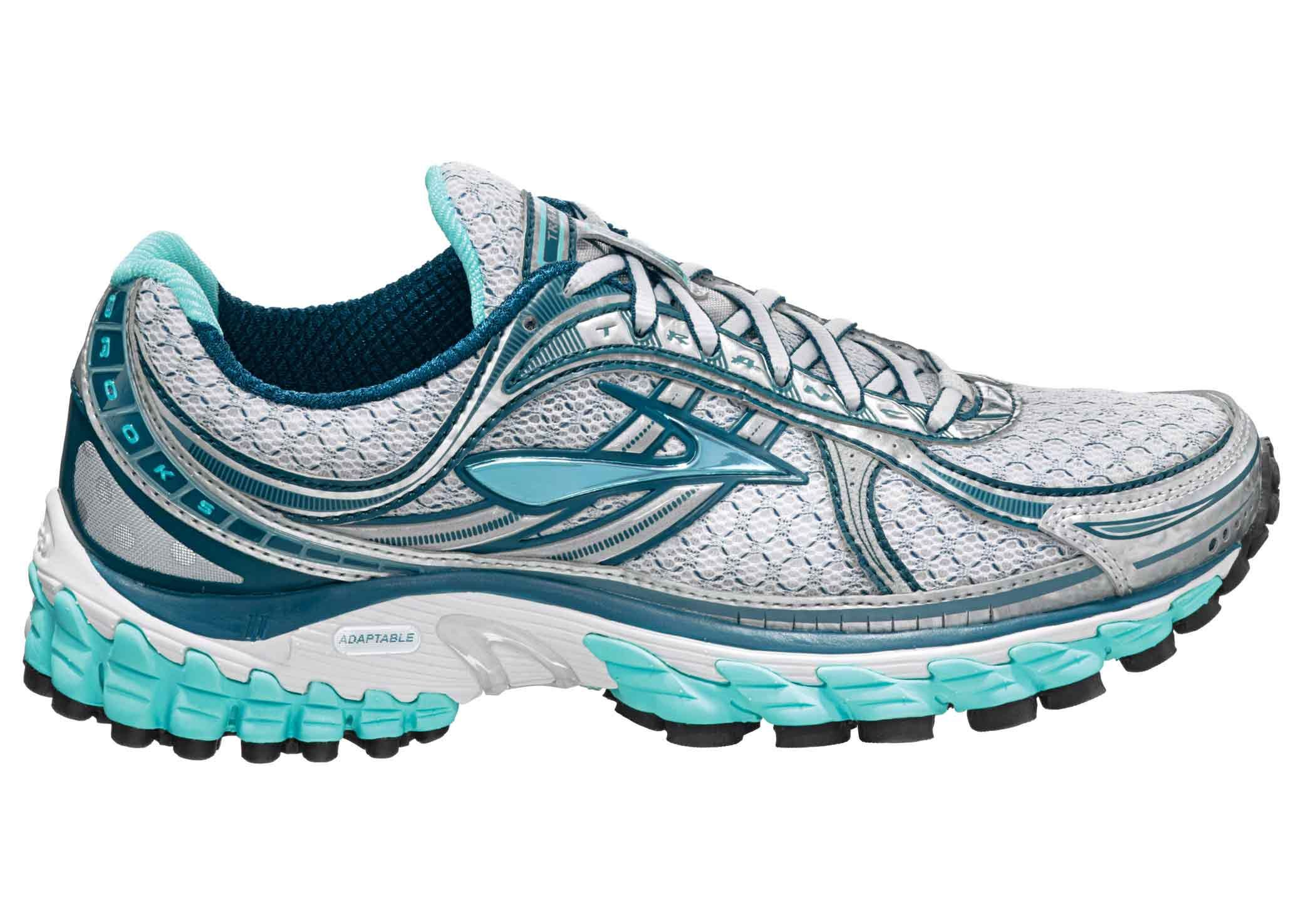 63462c878fbb Brooks Trance 11 women s running shoe with full-length Brooks DNA ...