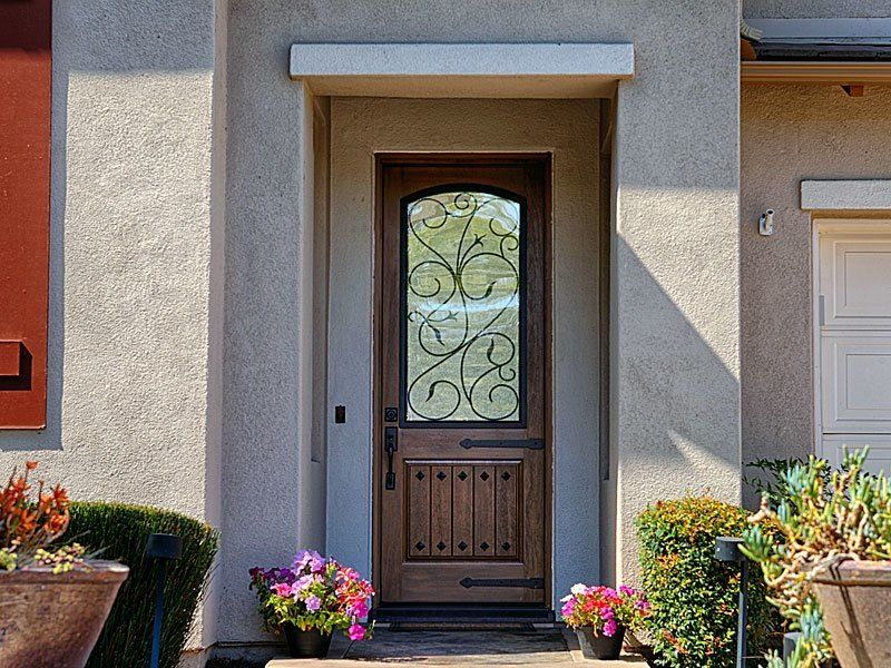 Entry Doors Gallery 5 With Images Fiberglass Exterior Doors