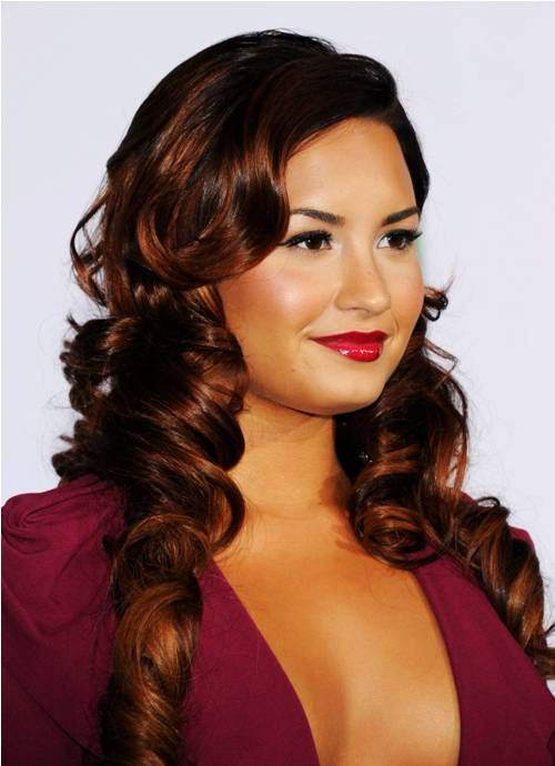 Black Hair With Natural Red Highlights Hair Pinterest Natural