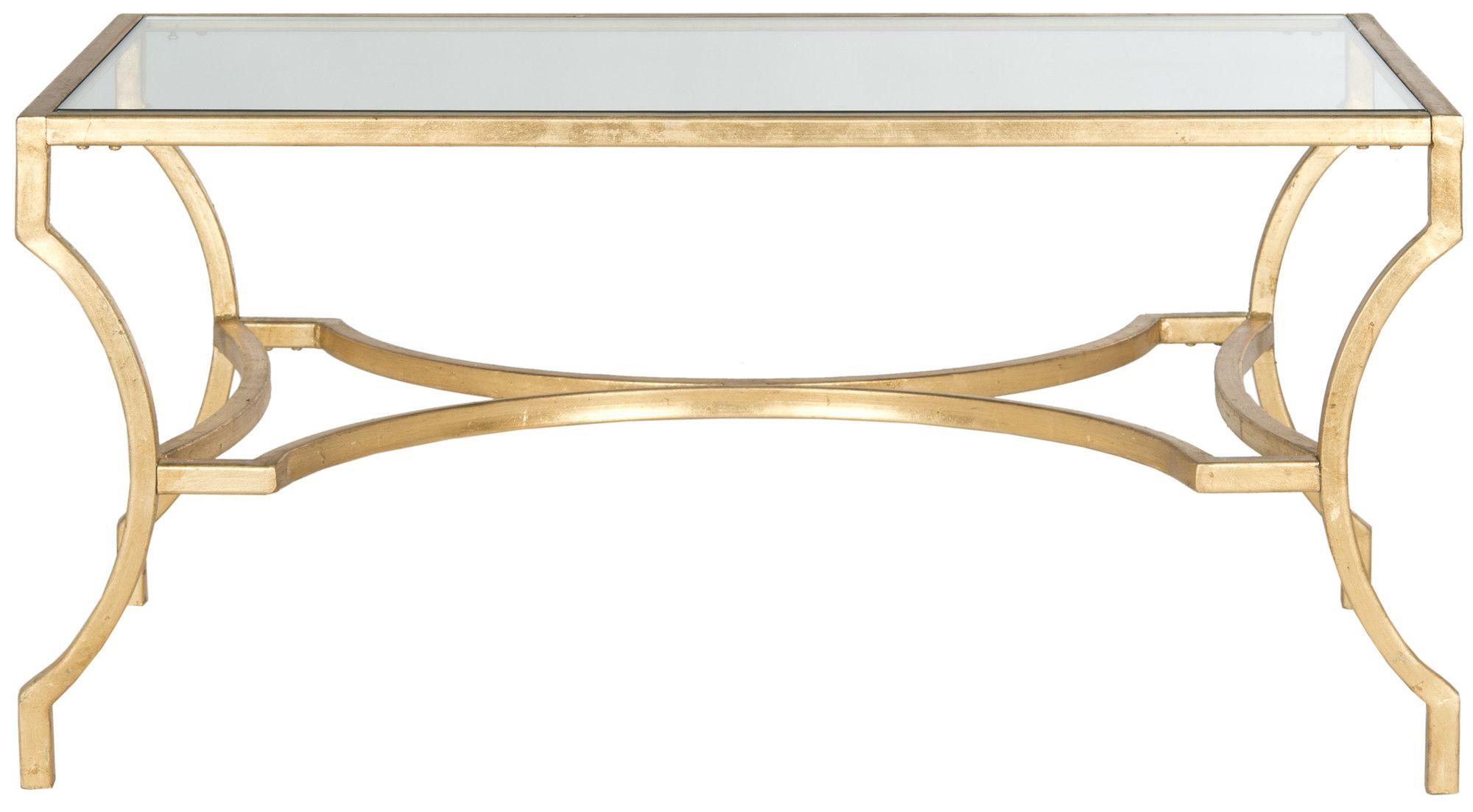 16+ Wayfair glass coffee table gold ideas
