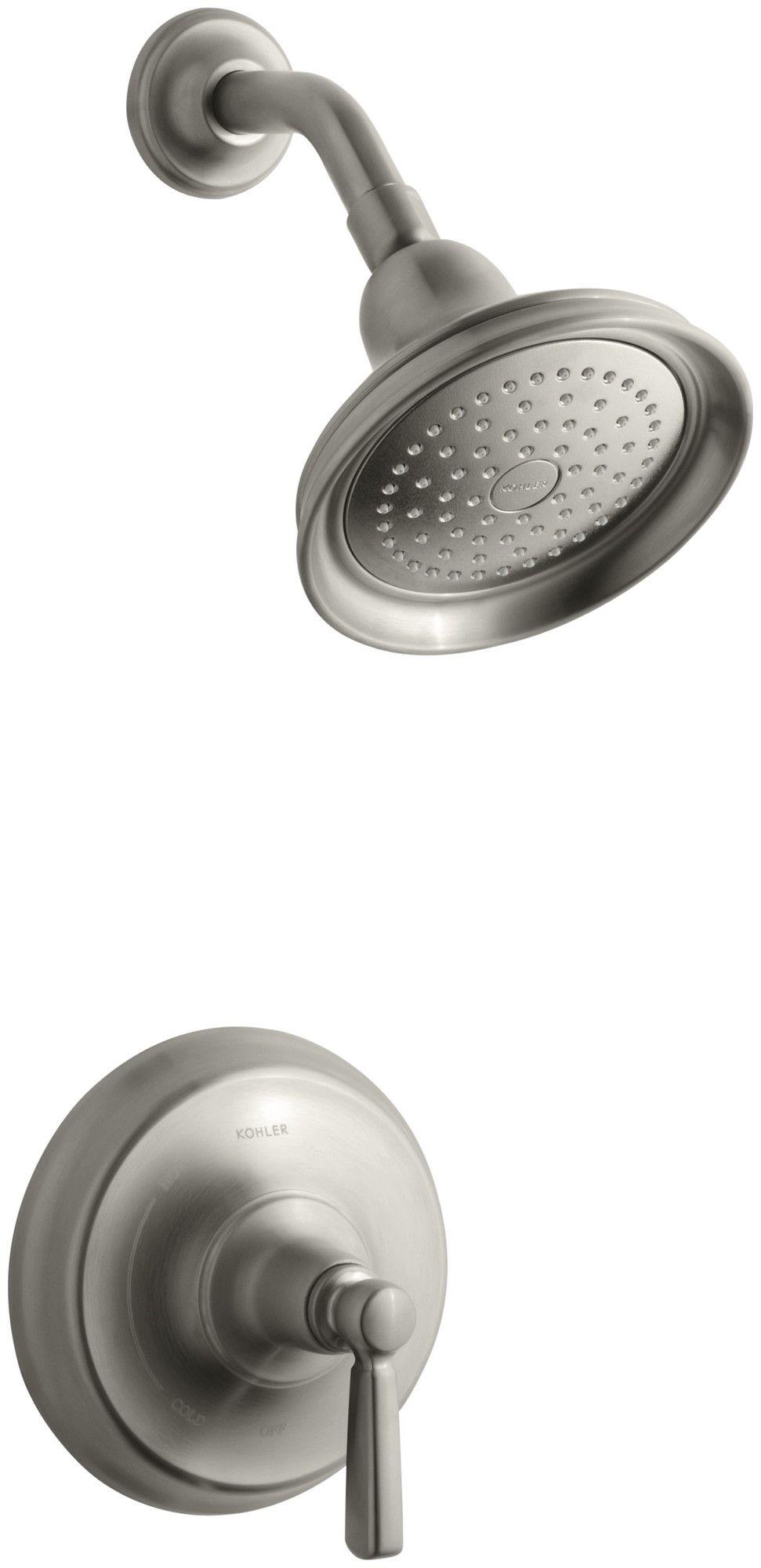 Bancroft Rite-Temp Pressure-Balancing Shower Faucet Trim   Wayfair ...