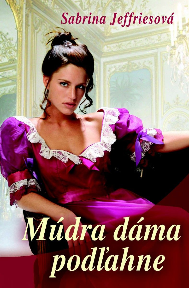 Populárna séria o súrodencoch Sharpovcoch vrcholí vzrušujúcim ľúbostným príbehom. Viac: http://www.bux.sk/knihy/251976-mudra-dama-podlahne.html