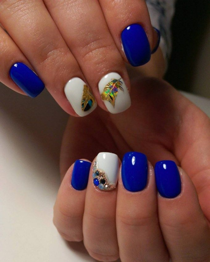 40 Best Shellac Nail Art Design Ideas Ecstasycoffee: Top 40 Viral Nail Art Trends Of 2018