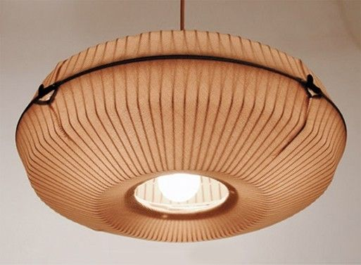 Trash To Treasure Noguchi Style Lamp DIY Better Living Through Design