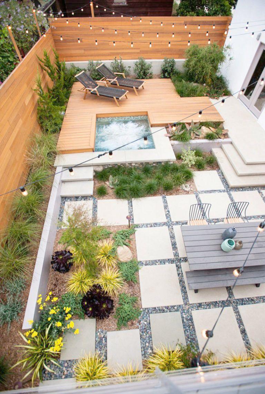 Landscape Design Tips Considering Landscape Design Portfolio At Landscape Design Cou Small Backyard Gardens Backyard Landscaping Designs Backyard Patio Designs