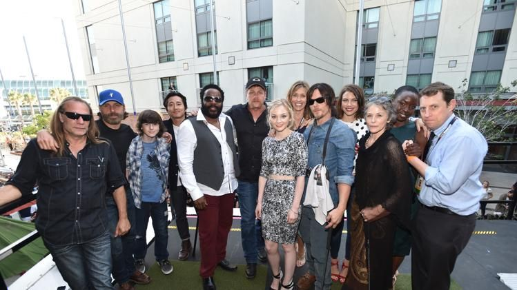 Comic-Con International on Friday, July 25, 2014, in San Diego. (Photo