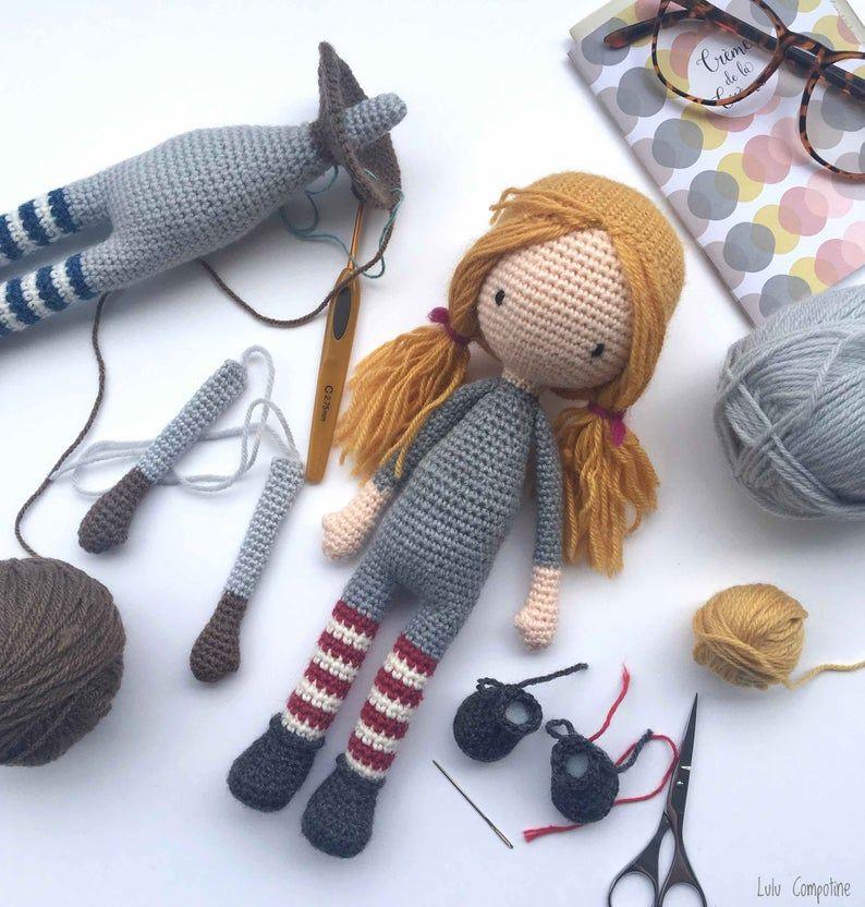 Pin auf Crochet Amigurumi | 832x794
