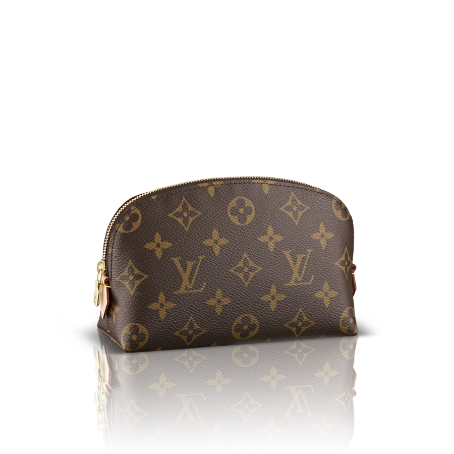3828dc2e4b483 Cosmetic Pouch via Louis Vuitton. My newest purchase!