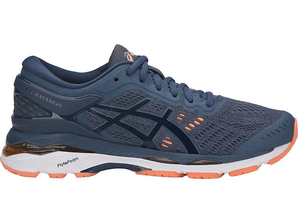 GEL-Kayano 24 | Asics running shoes, Running shoe reviews ...