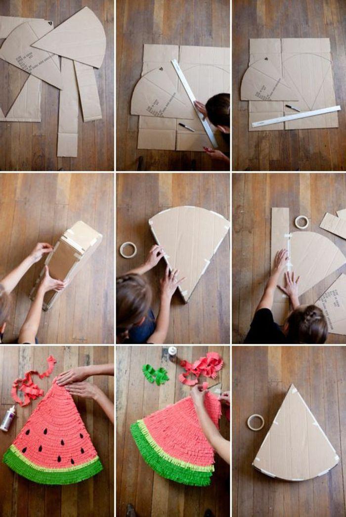 ▷ 1001+ Ideen, wie Sie eine coole Pinata basteln können