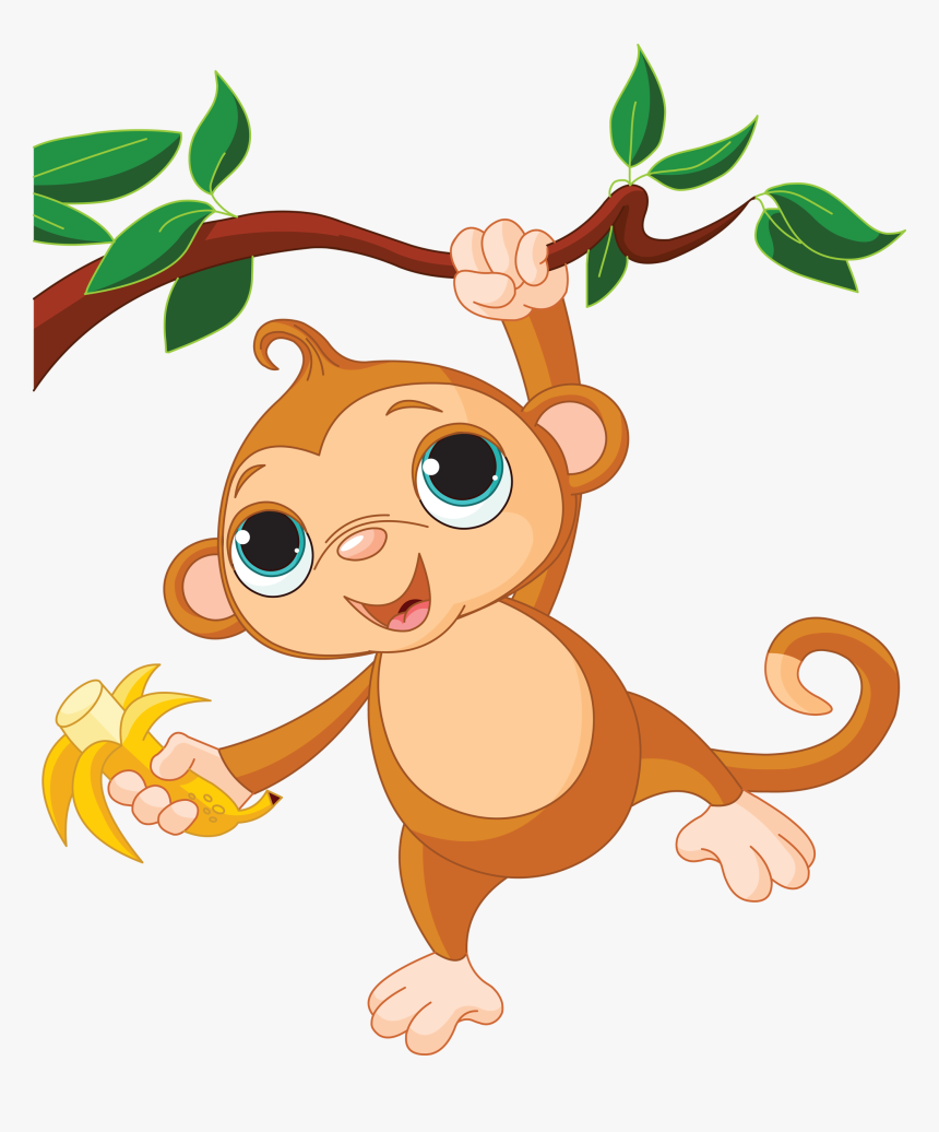 Monkey Png Transparent Background Animated Monkey Clip Art Png Download Is Free Transparent Png Image Download And Use It For Your P Clip Art Animation Art