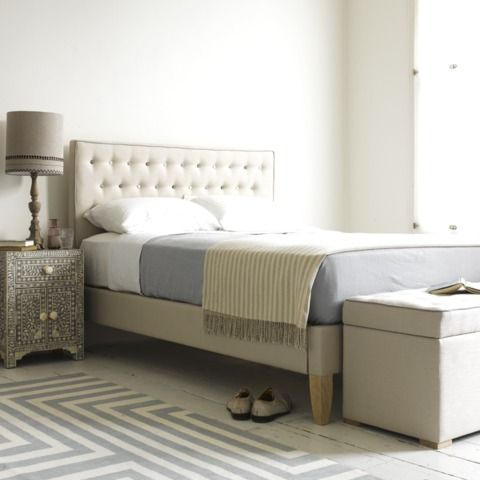 Gorgeous Upholstered Beds Mimosa Loaf Relaxing Bedroom