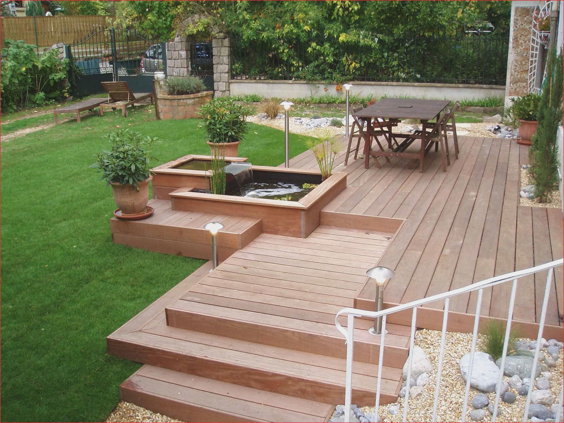 Garten Planen 20 Einzigartig Terrasse Holz Stein Kombination O20p ...