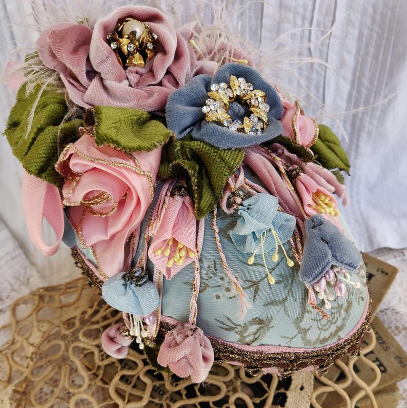 Easter Egg Centerpiece Decor Vintage Easter Easter Decorations