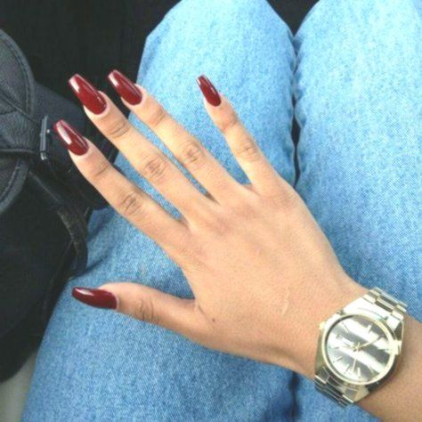 Claw nails clawnails the return of the claw nail trend Elle