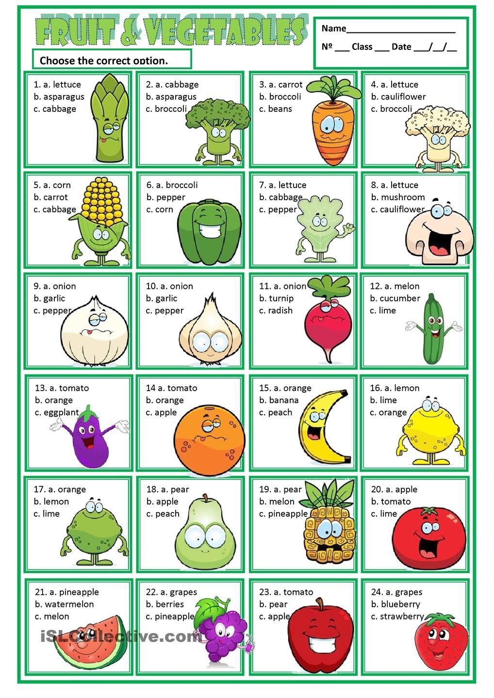 FRUIT & VEGETABLES … | Pinteres…