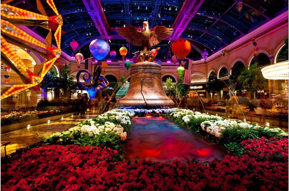 Bellagio Hotel, Las Vegas, Nevada