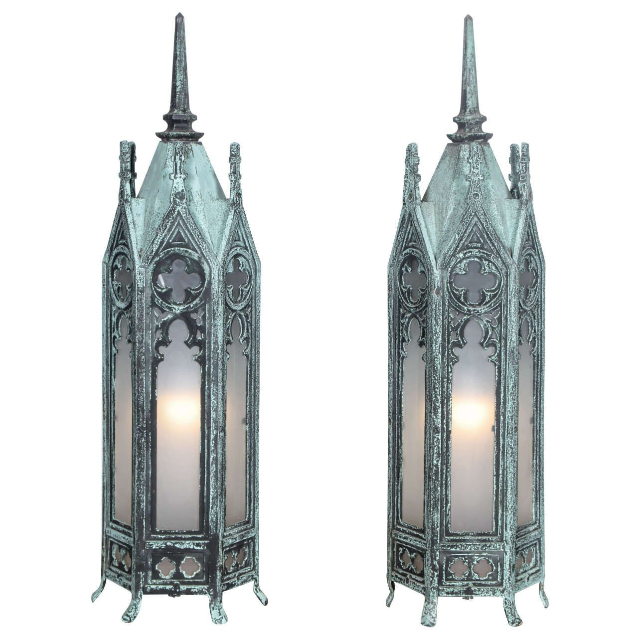 Bronze gothic lamps modern table gothic and modern bronze gothic lamps arubaitofo Gallery
